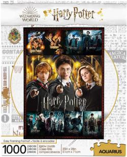 Harry Potter Movies Harry Potter Jigsaw Puzzle