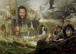 Lord of the Rings- Saga Movies / Books / TV 2000 and above