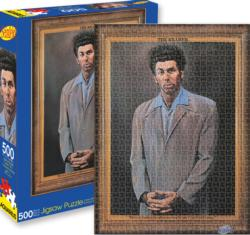 Seinfeld Kramer Movies / Books / TV Jigsaw Puzzle