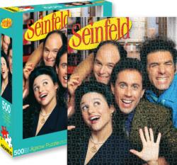 Seinfeld Group Movies / Books / TV Jigsaw Puzzle
