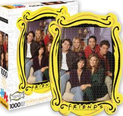 Friends Apartment Diecut Movies / Books / TV Jigsaw Puzzle