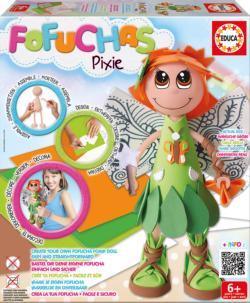 Fofuchas - Pixie (Fairy) Toy
