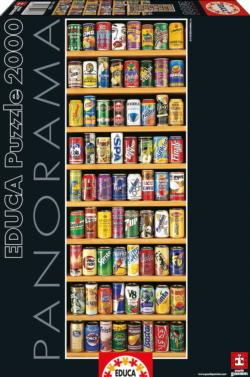 Soft Cans Pattern / Assortment Panoramic