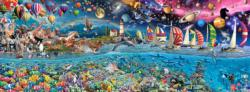 Life, The Greatest Puzzle - 24,000 pcs Space Jigsaw Puzzle