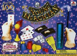 Young Magician 100 Tricks Activity Kits