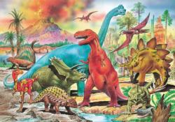 Dinosaurs Dinosaurs Children's Puzzles