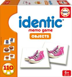 Identic Objects Jigsaw Puzzle