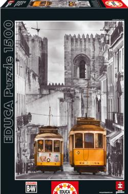 The Alfama District, Lisbon Photography Jigsaw Puzzle