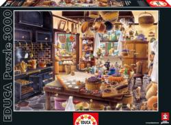 The Bakery Food and Drink Jigsaw Puzzle