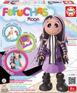 Fofuchas - Moon (Gothic) Jigsaw Puzzle