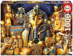Treasures Of Egypt Egypt Jigsaw Puzzle