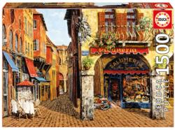 Colors Of Italy-Salumeria Italy Jigsaw Puzzle