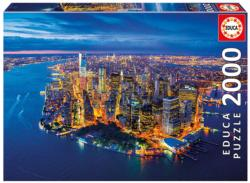 New York Aerial View Skyline / Cityscape Jigsaw Puzzle