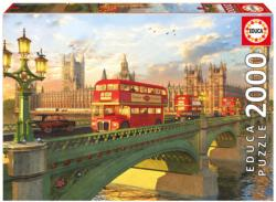 Westminster Bridge, London London Jigsaw Puzzle