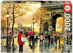 Arc De Triomphe - Scratch and Dent Paris Jigsaw Puzzle