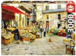 La Vucciria Market, Palermo Italy Jigsaw Puzzle