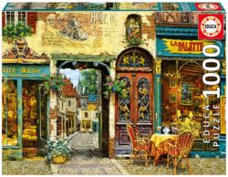 La Palette Notre Dame Food and Drink Jigsaw Puzzle
