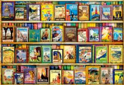 World Travel Guides Collage Jigsaw Puzzle