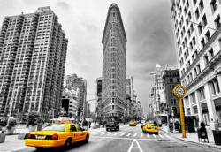 Flatiron Building, New York Photography Jigsaw Puzzle