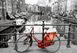 Amsterdam (Mini) Photography Miniature Puzzle