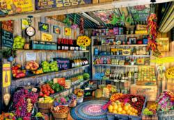 The Farmers Market General Store Jigsaw Puzzle