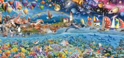 Life Space Jigsaw Puzzle