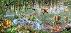 Wildlife (Fragment) Wildlife Jigsaw Puzzle