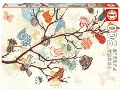 Floral Composition Flowers Jigsaw Puzzle