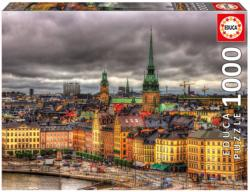 Views of Stockholm, Sweden Landscape Jigsaw Puzzle
