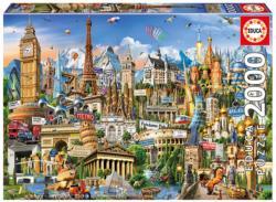 Europe Landmarks Landmarks / Monuments 2000 and above