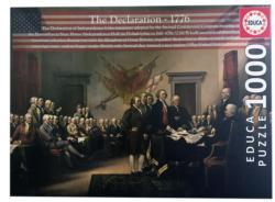 The Declaration History Jigsaw Puzzle