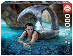 Hidden Depths Mermaids Jigsaw Puzzle