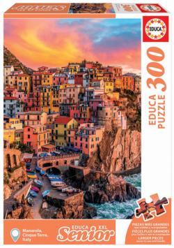 Manarola, Cinque Terre, Italy Italy Large Piece