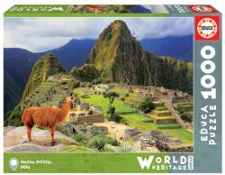 Machu Pichu, Peru Photography Jigsaw Puzzle