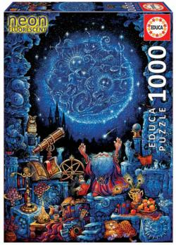 Astrologer 2 Fantasy Jigsaw Puzzle