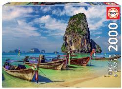 Krabi, Thailand Asia Jigsaw Puzzle