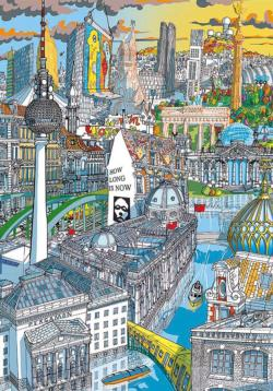 Berlin Europe Jigsaw Puzzle