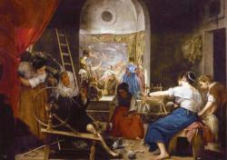 Las Hilanderas, Velazquez Fine Art 2000 and above