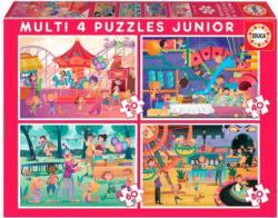 Amusement Park/Party Carnival Multi-Pack