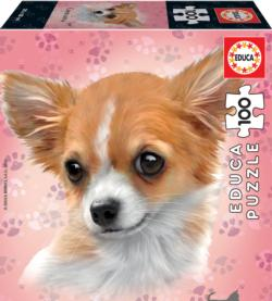 Chihuahua Dogs Jigsaw Puzzle