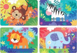 Jungle Animals Jungle Animals Multi-Pack