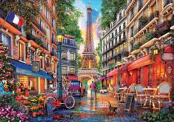 Paris - Scratch and Dent Eiffel Tower Jigsaw Puzzle