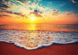 Sunset Sunrise / Sunset Jigsaw Puzzle