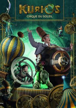 Cirque du Soleil - Kurios Fantasy Jigsaw Puzzle