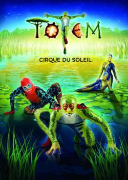 Totem (Cirque du Soleil) Reptiles and Amphibians Jigsaw Puzzle