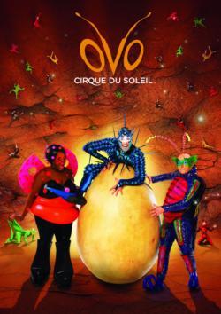 Cirque du Soleil - Ovo Fantasy Jigsaw Puzzle