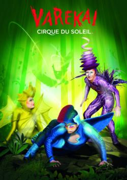 Cirque du Soleil -  Varekai - Scratch and Dent Fantasy Jigsaw Puzzle