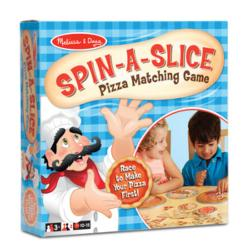 Spin - a - Slice Pretend Play