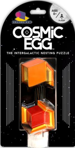 Cosmic Egg Brain Teaser