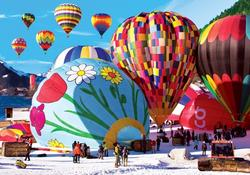 International Ballooning Festival, Switzerland (Colorluxe) Photography Jigsaw Puzzle